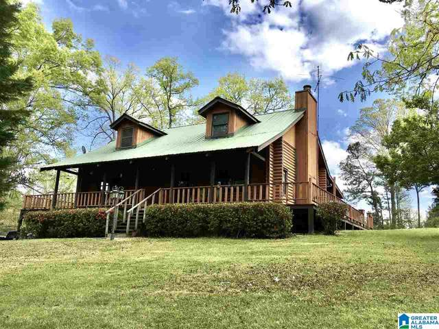 448 Spunky Hollow Road, Remlap, AL 35133 (MLS #1281964) :: Howard Whatley