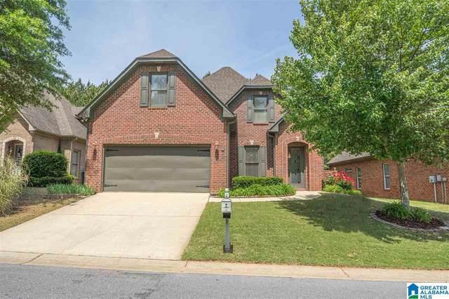 5581 Park Side Circle, Hoover, AL 35244 (MLS #1282180) :: Howard Whatley
