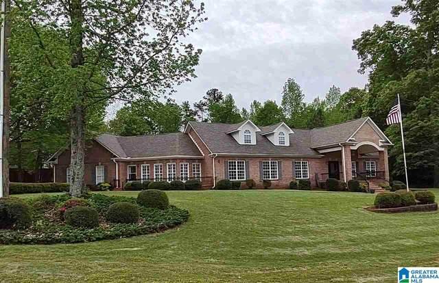55 Whispering Oaks Drive, Talladega, AL 35160 (MLS #1282466) :: Gusty Gulas Group