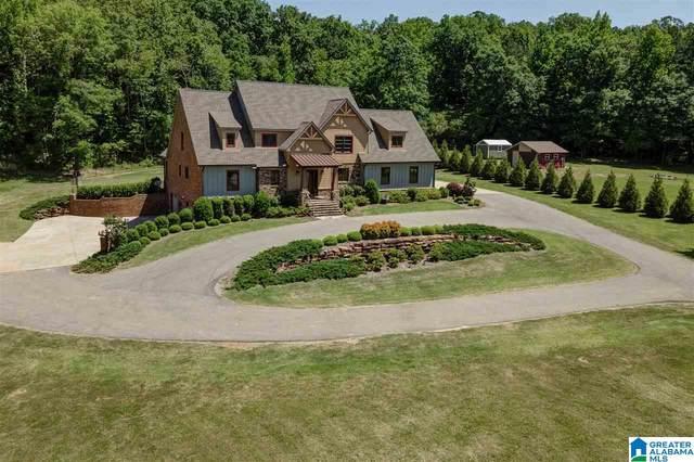 9747 Old Springville Road, Trussville, AL 35173 (MLS #1286351) :: Lux Home Group