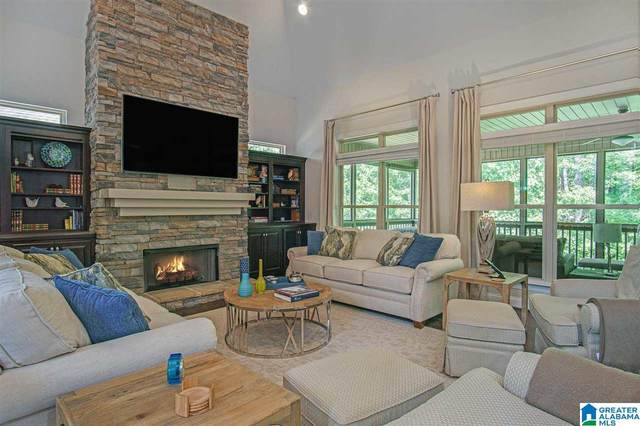 117 Carnoustie Drive, Pelham, AL 35124 (MLS #1286545) :: Lux Home Group