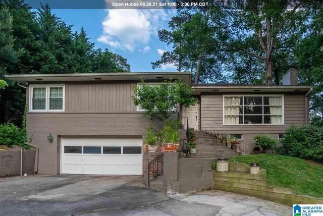 145 Lucerne Boulevard, Homewood, AL 35209 (MLS #1286945) :: Lux Home Group