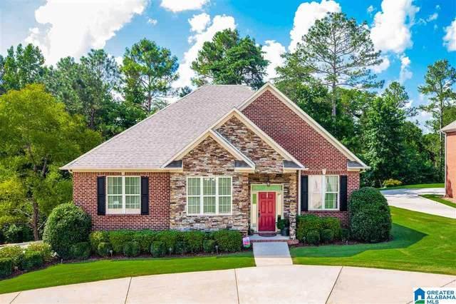 1093 Long Branch Parkway, Calera, AL 35040 (MLS #1291347) :: Bailey Real Estate Group