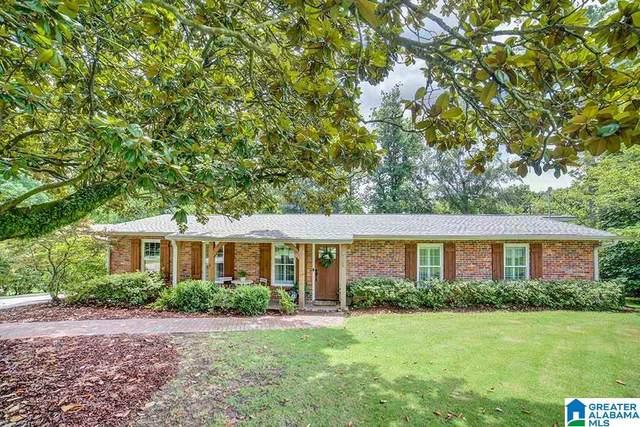 4012 Meadowview Circle, Vestavia Hills, AL 35243 (MLS #1291854) :: Amanda Howard Sotheby's International Realty