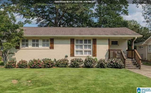 125 E Glenwood Drive, Homewood, AL 35209 (MLS #1292600) :: Lux Home Group