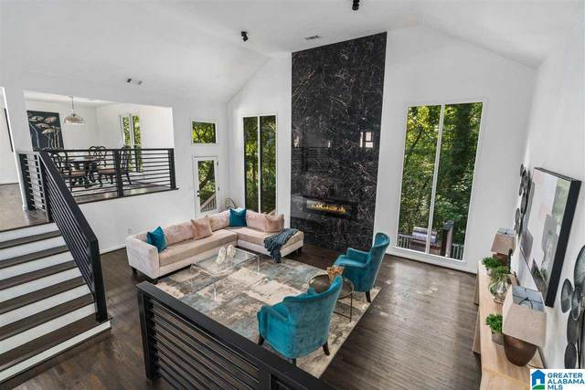 3445 S Brookwood Road, Mountain Brook, AL 35223 (MLS #1296640) :: Lux Home Group