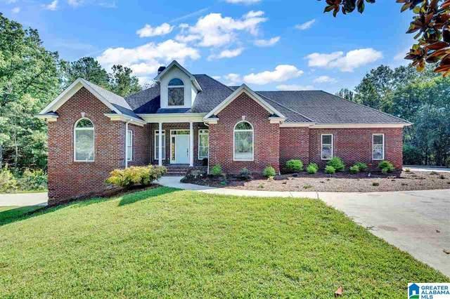 450 Glynn Hollow Circle, Columbiana, AL 35051 (MLS #1299370) :: LIST Birmingham