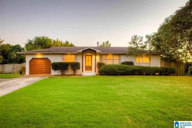 3149 Valley Park Drive, Vestavia Hills, AL 35243 (MLS #1300381) :: Kellie Drozdowicz Group