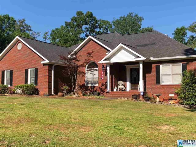 1300 6TH AVE NE, Jacksonville, AL 36265 (MLS #809707) :: LIST Birmingham