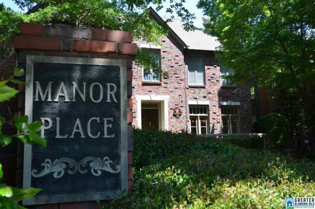 2512 Manor Pl D, Mountain Brook, AL 35223 (MLS #823732) :: Josh Vernon Group