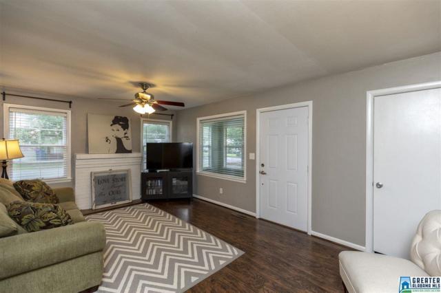 201 Lakeland Ave, Hueytown, AL 35023 (MLS #827808) :: Josh Vernon Group