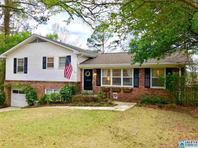 1600 Shades Glen Cir, Homewood, AL 35209 (MLS #834682) :: The Mega Agent Real Estate Team at RE/MAX Advantage