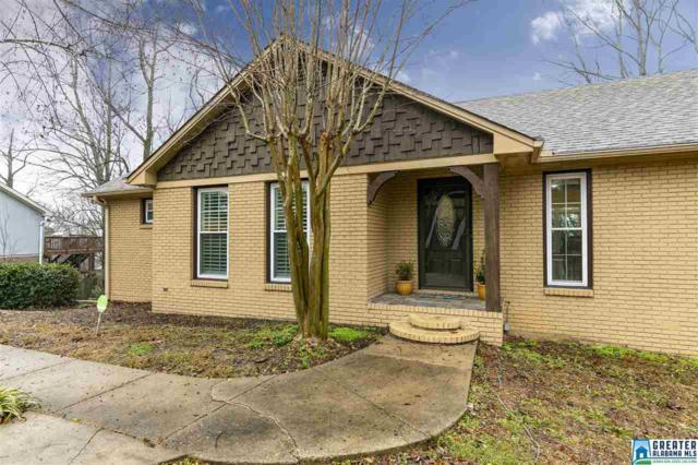 1444 Shades Crest Rd, Hoover, AL 35226 (MLS #837333) :: Josh Vernon Group