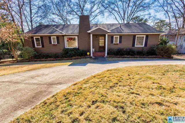 775 Montgomery Dr, Mountain Brook, AL 35213 (MLS #839440) :: Gusty Gulas Group