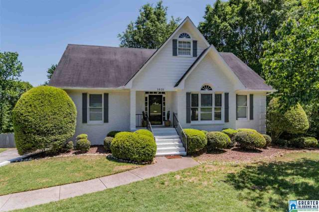 1601 Southpointe Dr, Hoover, AL 35242 (MLS #842362) :: Bentley Drozdowicz Group