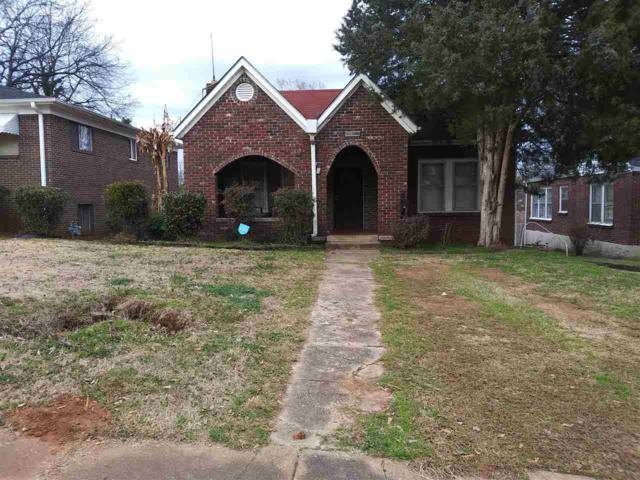 1412 44TH ST, Birmingham, AL 35208 (MLS #843827) :: Gusty Gulas Group