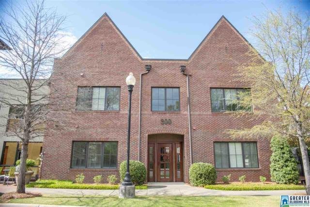 300 E Hallman Hill #105, Homewood, AL 35209 (MLS #844461) :: LocAL Realty