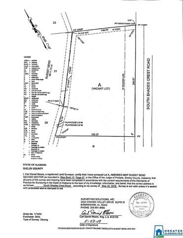 00 South Shades Crest Rd #913, Hoover, AL 35244 (MLS #850127) :: Gusty Gulas Group