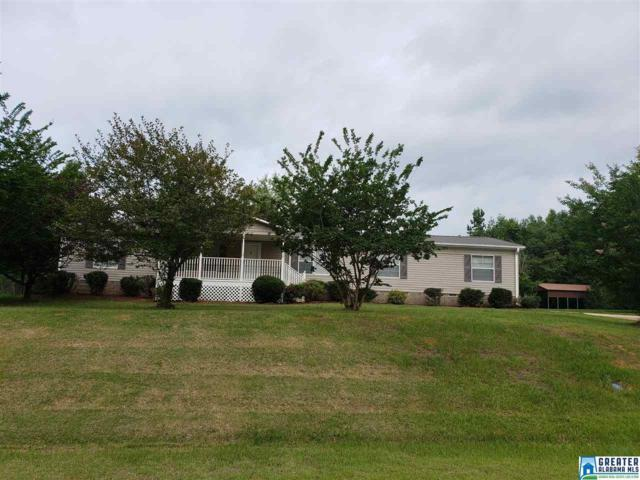 101 Whitney Dr, Vincent, AL 35178 (MLS #851018) :: Gusty Gulas Group
