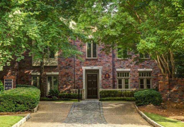 2512 Manor Pl D, Mountain Brook, AL 35223 (MLS #853549) :: Bentley Drozdowicz Group
