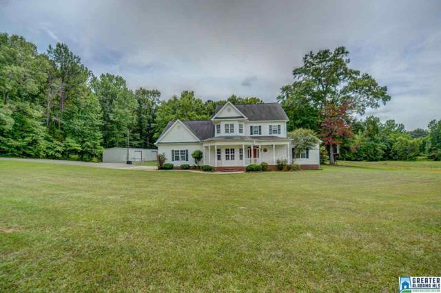 117 Co Rd 867, Montevallo, AL 35115 (MLS #853638) :: Brik Realty