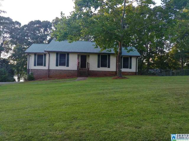 7103 Skyline Dr, Pell City, AL 35128 (MLS #855041) :: Gusty Gulas Group
