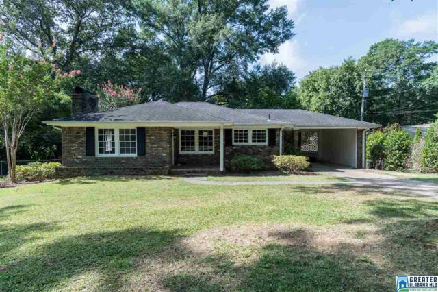 2945 Green Valley Rd, Mountain Brook, AL 35243 (MLS #855174) :: LocAL Realty