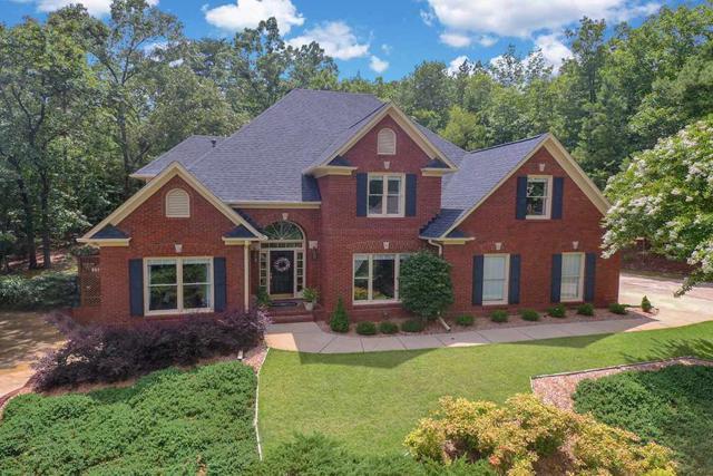 1031 Stafford Ct, Birmingham, AL 35242 (MLS #855270) :: LocAL Realty