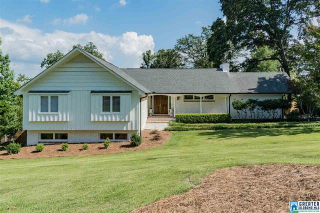 3641 Crestside Rd, Mountain Brook, AL 35223 (MLS #855682) :: LocAL Realty