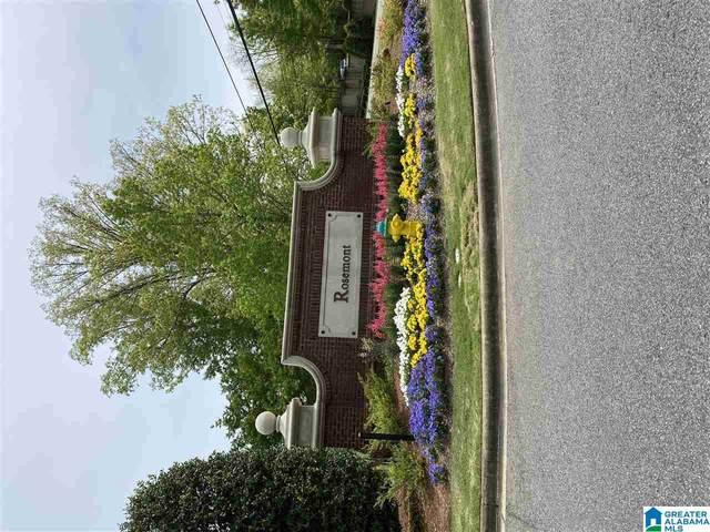 1977 Rosemont Place 33A, Vestavia Hills, AL 35243 (MLS #856075) :: Howard Whatley
