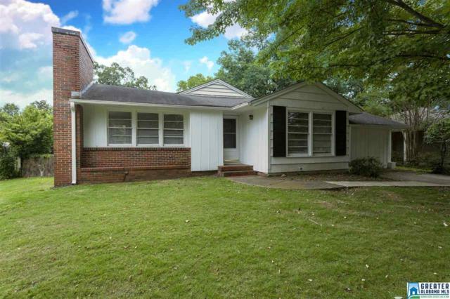 911 Euclid Ave, Mountain Brook, AL 35213 (MLS #857587) :: LIST Birmingham