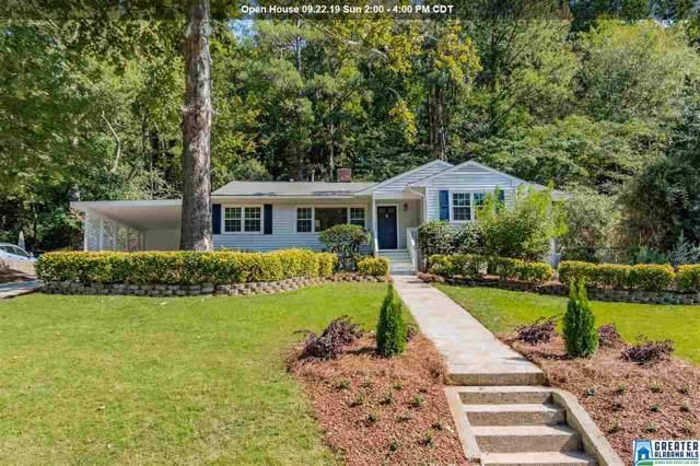 1023 Edgewood Blvd, Homewood, AL 35209 (MLS #861610) :: Brik Realty