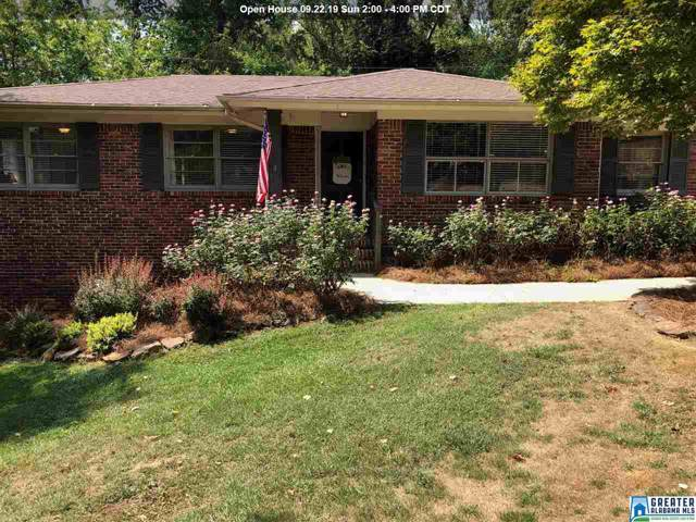 2628 Southview Cir, Vestavia Hills, AL 35216 (MLS #862180) :: Bentley Drozdowicz Group