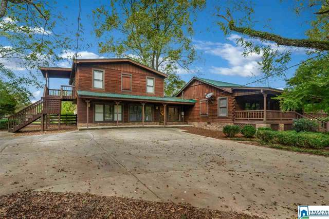 1285 Simpson Rd, Odenville, AL 35120 (MLS #864368) :: Bentley Drozdowicz Group