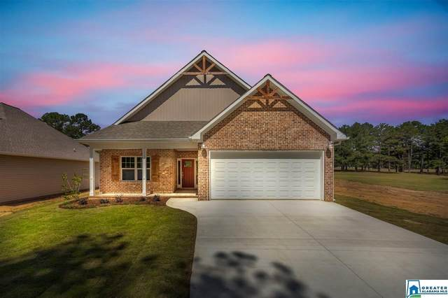 25 Carnoustie Pl, Anniston, AL 36207 (MLS #867759) :: JWRE Powered by JPAR Coast & County