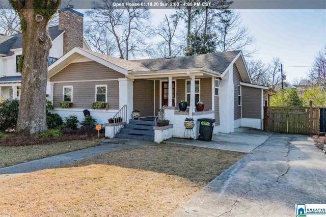 319 Sterrett Ave, Homewood, AL 35209 (MLS #871099) :: Howard Whatley