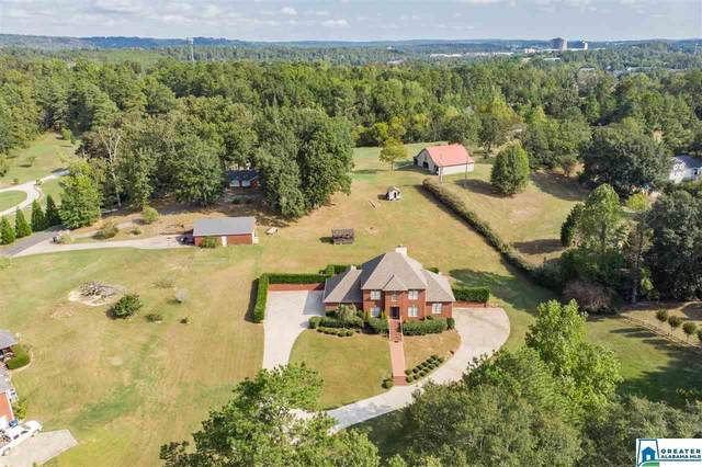 671 Cahaba River Estates, Hoover, AL 35244 (MLS #873067) :: LIST Birmingham