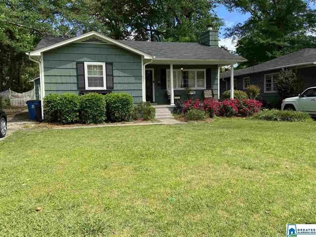 108 Dixon Ave, Homewood, AL 35209 (MLS #881371) :: LIST Birmingham