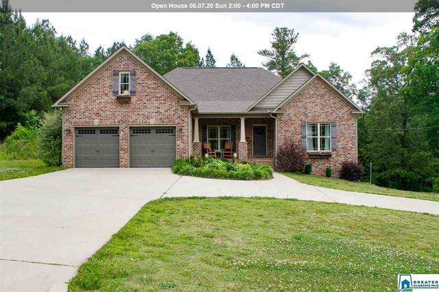 168 Mount Eagle Ln, Anniston, AL 36207 (MLS #883748) :: Bentley Drozdowicz Group