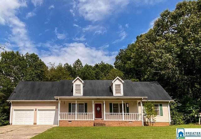190 Mountain Trc, Anniston, AL 36206 (MLS #887110) :: Howard Whatley