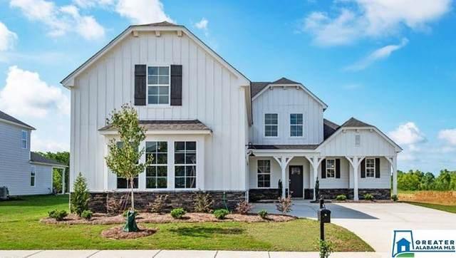 6492 Winslow Crest Circle, Trussville, AL 35173 (MLS #893609) :: Gusty Gulas Group