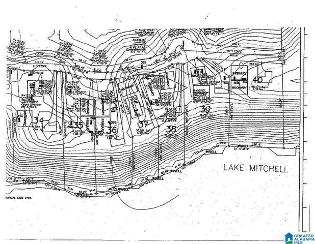 Lot 36 Waters Way Lot 36 - Lake L, Clanton, AL 35046 (MLS #894414) :: Lux Home Group