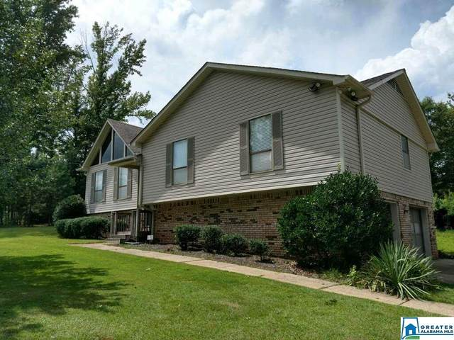 5660 Old Springville Rd, Pinson, AL 35126 (MLS #895296) :: Bentley Drozdowicz Group