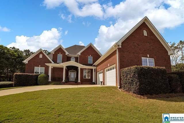 345 Homestead Dr, Cropwell, AL 35054 (MLS #896101) :: Bailey Real Estate Group