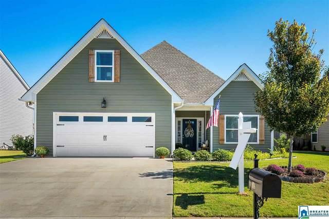 316 Waterstone Ln, Montevallo, AL 35115 (MLS #896745) :: Bailey Real Estate Group
