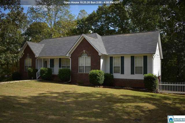 130 Wolf Dr, Odenville, AL 35120 (MLS #896843) :: Bentley Drozdowicz Group