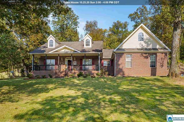 5901 Miles Spring Rd, Pinson, AL 35126 (MLS #897442) :: Bailey Real Estate Group