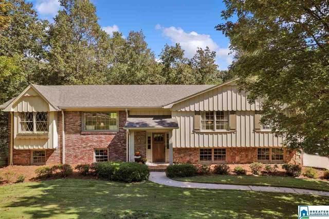 2324 Garland Dr, Vestavia Hills, AL 35216 (MLS #897823) :: Bailey Real Estate Group