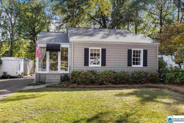 535 Oxmoor Rd, Homewood, AL 35209 (MLS #898598) :: Bentley Drozdowicz Group