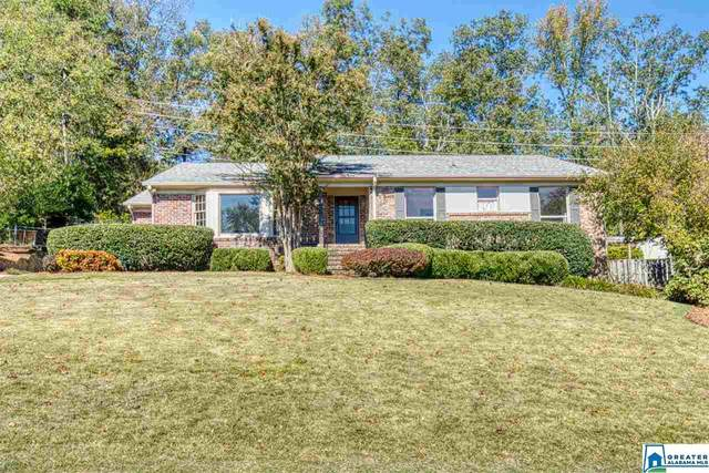 3704 Spring Valley Rd, Mountain Brook, AL 35223 (MLS #898780) :: LocAL Realty